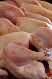 Chickens raw detail Stock Photo