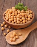 Chickpea Stock Image