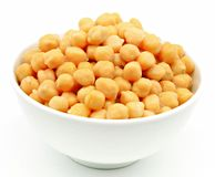 Chickpea Royalty Free Stock Images