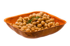 Chickpea Stock Photo