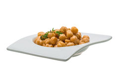 Chickpea Royalty Free Stock Photography