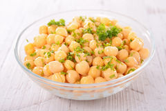 Chickpea Royalty Free Stock Photo