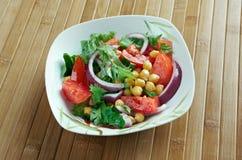 Chickpea salad Kurdish Stock Image