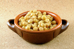 Chickpea stew Stock Images