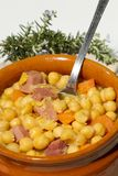Chickpea stew Stock Image
