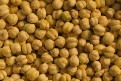 Chickpea texture Stock Images
