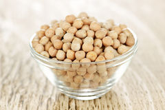 Chickpeas Stock Photo