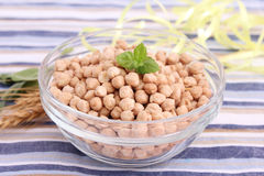 chickpeas Royaltyfria Foton