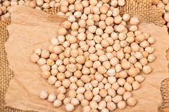 Chickpeas Royalty Free Stock Photo