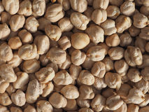 Chickpeas legumes vegetables Royalty Free Stock Photo