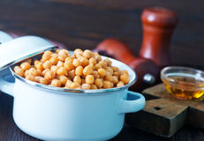 Chickpeas Stock Photos