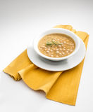 Chickpeas soup Royalty Free Stock Photo