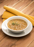 Chickpeas soup Royalty Free Stock Photos