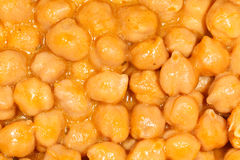 Chickpeas Stew Royalty Free Stock Photos