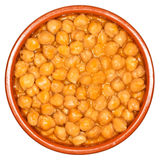 Chickpeas Stew Stock Photography