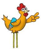 Chicks 02 Stock Photos