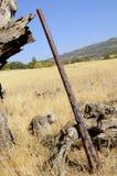 Chico Didgeridoo Lizenzfreie Stockbilder