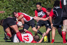 Chico vs. Sacramento Rugby Stock Image