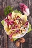 Chicory salad Stock Image