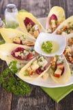 Chicory salad Royalty Free Stock Photo