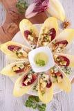 Chicory salad Royalty Free Stock Photography