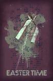 Chicote da Páscoa, símbolo da primavera, filtro velho Fotos de Stock Royalty Free