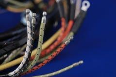 Chicote de fios de fiação Imagens de Stock Royalty Free