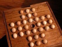 chińczycy checker Obraz Royalty Free