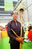 Chińczyka Miao mężczyzna Obrazy Stock