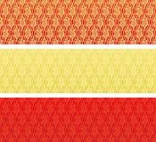 Chińczyka obłoczny tło Fotografia Stock