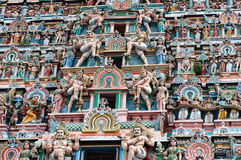 Chidambaram Nataraja Temple Stock Images