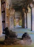 Chidambaram Shiva Temple Stock Foto's
