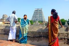 Chidambaram Shiva Temple Image stock