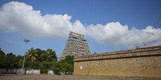Chidambaram temple South India Stock Photos