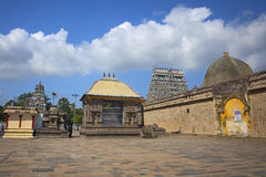 Chidambaram temple South India Stock Image