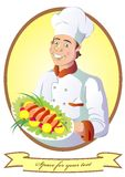 Chief cook Stock Images