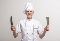 Chief cook Stock Photography