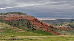 Chief Joseph scenic byway Royalty Free Stock Photography