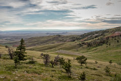 Chief Joseph scenic byway Royalty Free Stock Photo