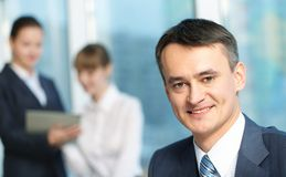 Chief manager Stock Photos