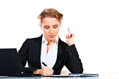 Chief manager Stock Photography