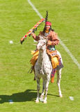 Chief Osceola and Renegade, FSU Mascots Stock Photos