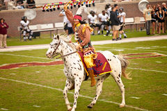 Chief Osceola and Renegade Royalty Free Stock Photos