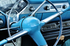 Joy Ride. This is an image of a Vintage Pontiac royalty free stock photos