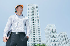 Chief project engineer Stock Photos