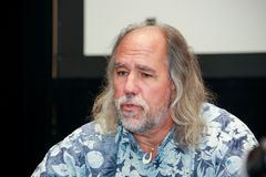 Chief Scientist of IBM Grady Booch answers questions Royalty Free Stock Photos