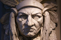 Chief Seattle Royalty Free Stock Photography