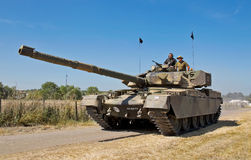 Chieftain MBT Stock Image