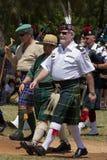 chieftan scottish Стоковые Фотографии RF