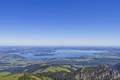 Chiemsee Royalty Free Stock Photos